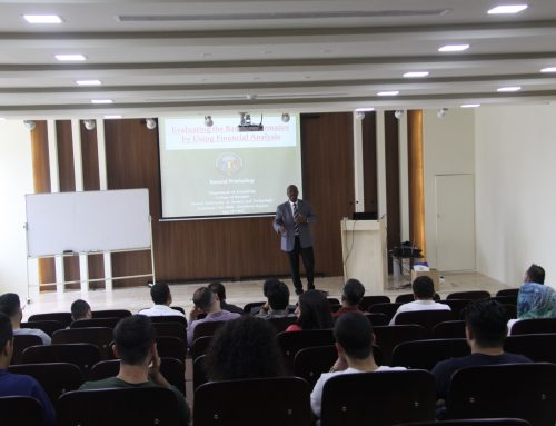 KRC Hosted a Workshop on Evaluating the Bank Performance by Using Financial Analysis