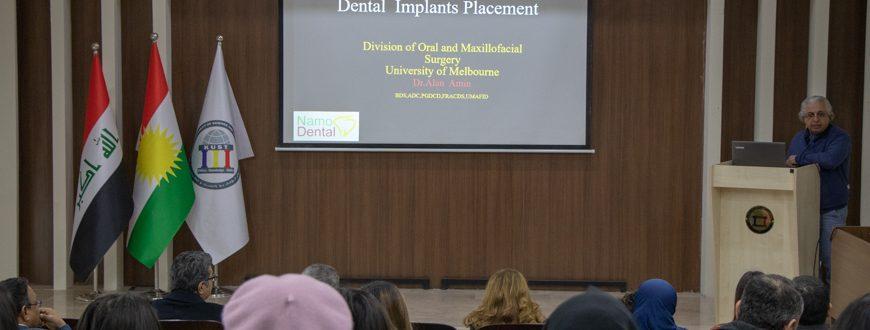 Dental Implants Placement